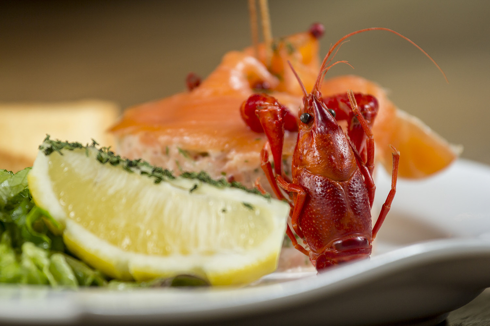 Photographie culinaire - Fruits de mer - OBSTUDIO